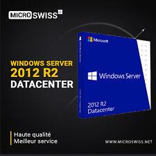Windows Server 2012 R2 Datacenter ESD (FR,EN,IT,DE,+) + Clé USB d'instalation