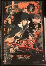 Cowboy Bebop Knocking On Heaven's Door AP Poster Art Print Vincent Aseo Mondo