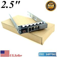 "G176J Dell 2.5"" Hard Drive Caddy Tray for R620 R630 R715 R815 R730 R810 R610"