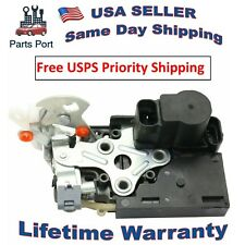 Power Door Lock Actuator w/ Latch Assembly for CHEVROLET GMC Rear Left