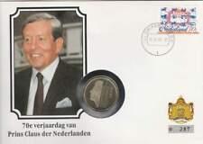 Numisbrief Nederland 1996 - Prins Claus 70 Jaar (21)