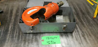 Thomas & Betts TBM15PF 15-Ton Insulated Remote Hydraulic Crimp Head w/Box  lot#1