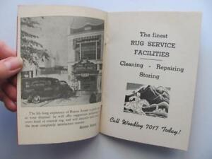 c1930s Hana Ayoub Oriental Rug Cleaning How To Care for Rugs WASHINGTON DC