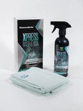 Waterless Xpress Wash & Wax Premium Quality Kit Car Truck Bike SUV UK Made
