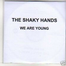 (M824) The Shaky Hands, We Are Young - DJ CD