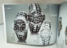 SEIKO 2013 2014 Watch Catalog 25 page Sportura Coutura Kinetic Solar Book