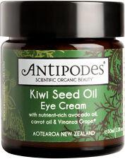 New ANTIPODES Kiwi Seed Oil Eye Cream 30ml