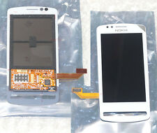 New Full LCD Display With White Touch Digitizer Screen For Nokia 700 Zeta N700