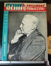 Jean Hugard Genii Magicians Magazine March 1955