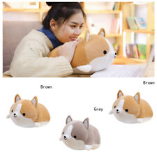 Cute Corgi Dog Plush Toy Stuffed Soft Animal Cartoon Pillow Lovely Kids Gifts --