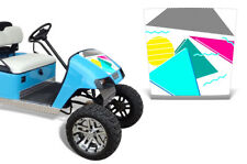 EZ-Go TXT Golf Cart Hood Graphics Kit Decal Sticker EZGO Wrap 1994-2013 VICE