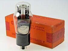 AZ1 = 140NG = WE54 = 4VGL100 = TZ1 Philips Röhre tube Valvola tested NOS NEW NEU