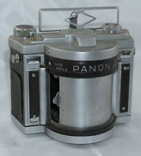 Panon Wide Angle 140 Degree 120 Film Panoramic Camera w/ Hexanon 50mm f2.8 Lens