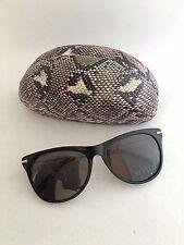 New 100% Authentic Sunglasses  XOXO AX00005  BLACK / SILVER 55-16-135