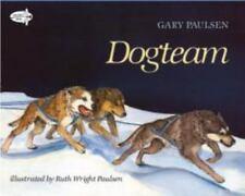 Dogteam by Gary Paulsen (1995, Trade Paperback)