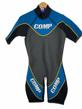 Comp Mens Spring Shorty Wetsuit Size XS