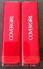 2 CoverGirl Colorlicious Lipstick Succulent Cherry 295 Fast FREE SHIPPING!!
