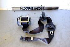 2004 ROLLS ROYCE PHANTOM MK7 SEAT BELT ASSEMBLY PASSENGERS NEARSIDE FRONT LEFT