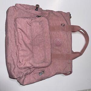 KIPLING Alvy 2-in-1 Convertible Backpack Tote Bag Light Pink !