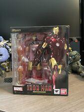 Bandai SH Figuarts Iron Man Mark 3 MCU