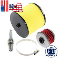 CAN AM OUTLANDER 700 800 RENEGADE 500 570 Tune Up Kit Oil Filter Spark Plugs