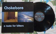 Chokebore LP A Taste For Bitters 1996 Amphetamine Reptile VG+/M-