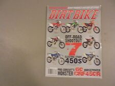Dirt Bike Monthly 2000-Now Magazines in English for sale | eBay