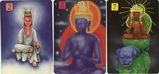 Oop Buddhistic Fantasy Tarot Cards Deck by Dr Shigeki Gomi