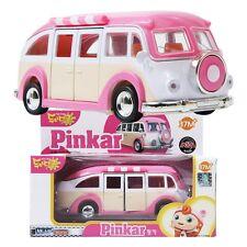Duda and Dada Pinkar Diecast Doodadakoong Side door Open mini car Motorhome