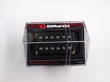 DiMarzio Regular Spaced D Activator Bridge Humbucker Black W/Chrome Poles DP 220