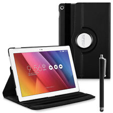 "Black Cover Case Rotatif 360° Rotation Asus ZenPad 10 Z300C 10.1""/ Z300M/ Z300CL"