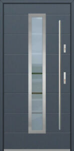 Finished Contemporary Front Entrance Door Home Doors For Sale Ebay