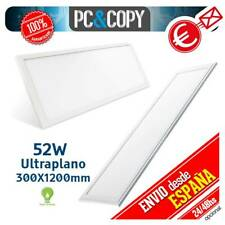 R1072 Panel LED 52W 30x120 4680lm Luz Blanca Rectangular Ultraplano Empotrable 3