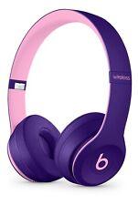 Genuine Beats by Dr. Dre Solo3 Pop Collection On Ear Headphones - Pop Violet