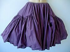 ALL SAINTS 3 Layered Volumeous Masses of Material Flippy Tutu style Skirt Sz S