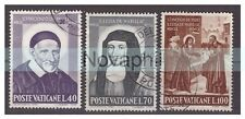 VATICANO - 1961 -  SAN  VINCENZO DE PAOLI   SERIE  USATA