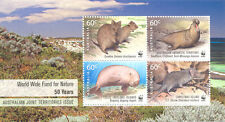 Australia-WWF Wildlife min sheet mnh-2011-(3640)