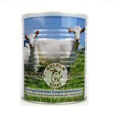 Ziegenmilchpulver golden Goat 6 Dosen zu je 400g