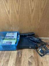 Xbox 360S Slim Console w/Kinect & 18 Games