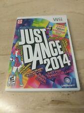 Just Dance 2014 Nintendo Wii Ubisoft