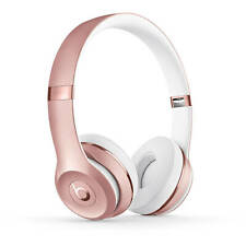 Beats by Dr. Dre Solo3 Wireless Rose Gold On Ear Headphones MNET2LL/A