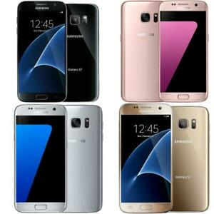 Samsung Galaxy S7 - GSM Unlocked / AT&T / T-Mobile / Global - 32GB  - Smartphone