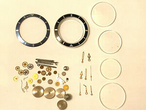 Breitling Watch parts. Hands - Inserts - Crystals and more! Genuine Breitling