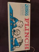 Vintage 1963 Flinch 144 Card Game by Parker Brothers Complete with instructions
