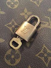 Louis Vuitton LVLock & Key Brass Keepall Duffle Keep All Epi Speedy Bag Purse