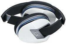 Logitech UE 6000 Headset Headphone with Mic & On-Cord Control Noise Cancel WHITE