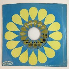 DAVE CLARK FIVE Catch Us If You Can / Over And Over (Vinyl 45, Epic) EXCELLENT