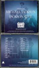 "MICHAEL JACKSON AND JACKSON FIVE ""The Best Of"" (CD) 1997 NEUF"