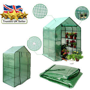 Replacement Spare PE Cover Sheet Only For Walk In Greenhouse Garden Grow Bag