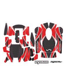 Décor / KT-200 KT-201 Rouge Sticker Feuille Décorative Kyosho 36271R #700979